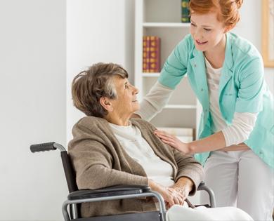 Altenpfleger(in) - Ausbildung